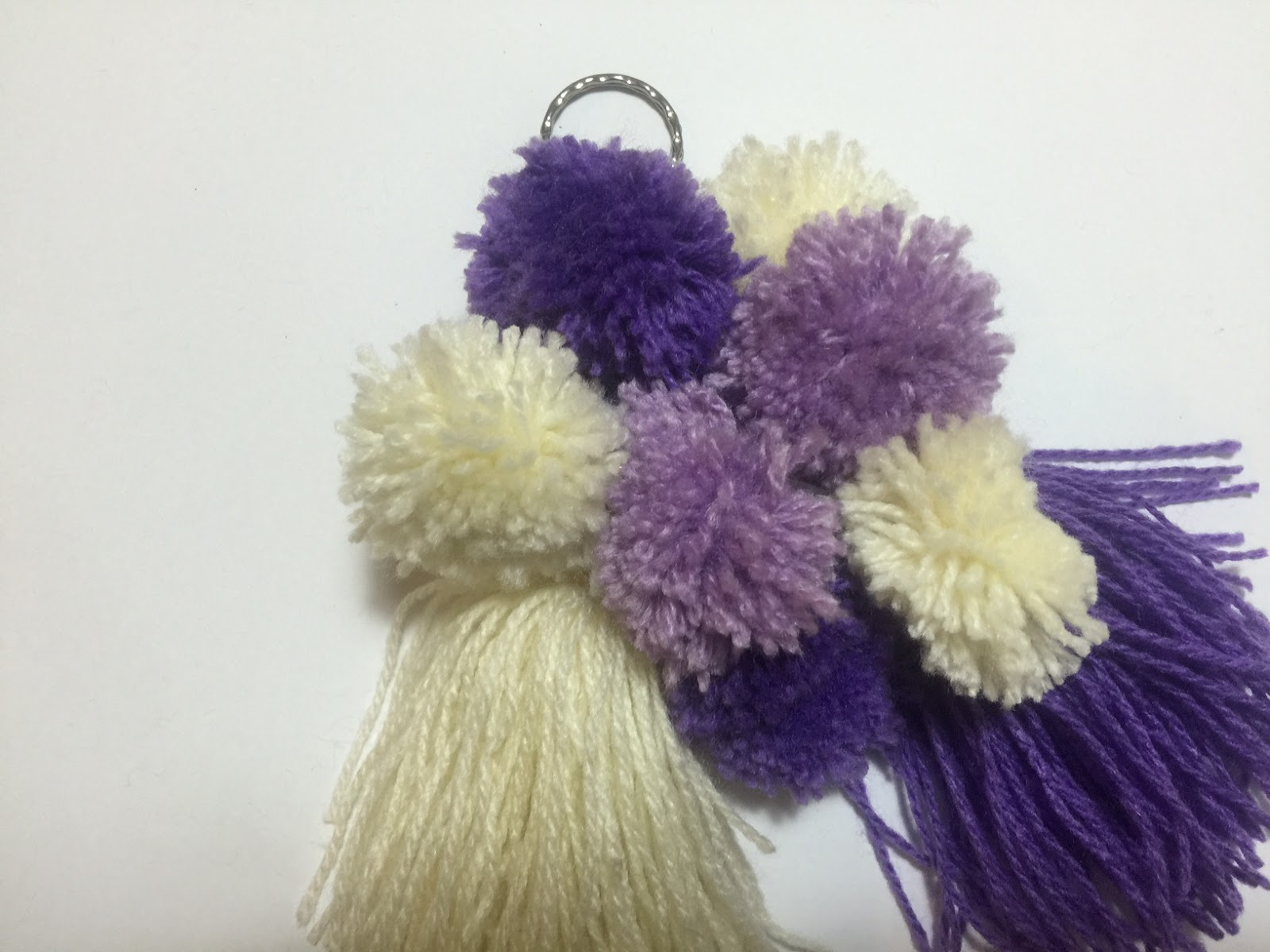Home kids inspiraci n y creatividad como hacer un - Para hacer pompones de lana ...