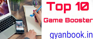 Top 10 Game booster app