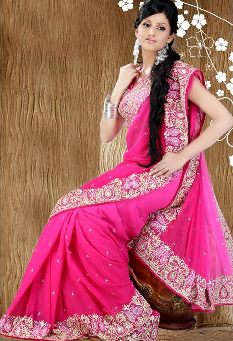 jual baju sari india di tanah abang