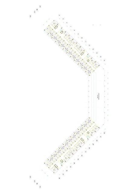 Mặt bằng thiết kế tầng 9