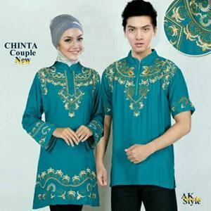 Model Baju Muslim Terpopuler Tahun Ini