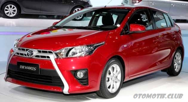 Toyota All-New Yaris 2014