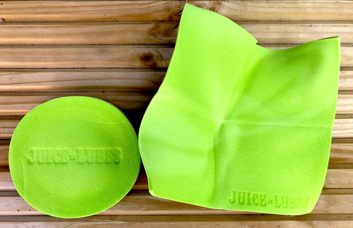 Juice Lubes SpongeJob CleanParts Sponge Pack