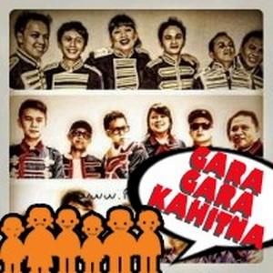 Project Pop - Gara Gara Kahitna