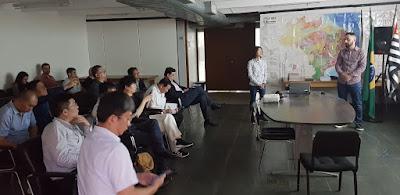 Delegação chinesa visita Superintendência Regional de São Paulo