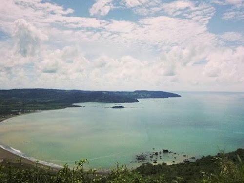Geopark Ciletuh West Java Indonesia