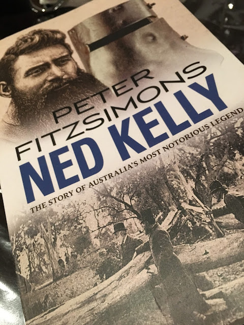 Stringybark Creek, Ned Kelly book