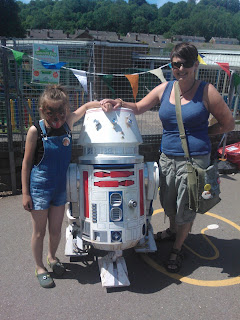 R5D4, Glenfrome Summer Fair 2015
