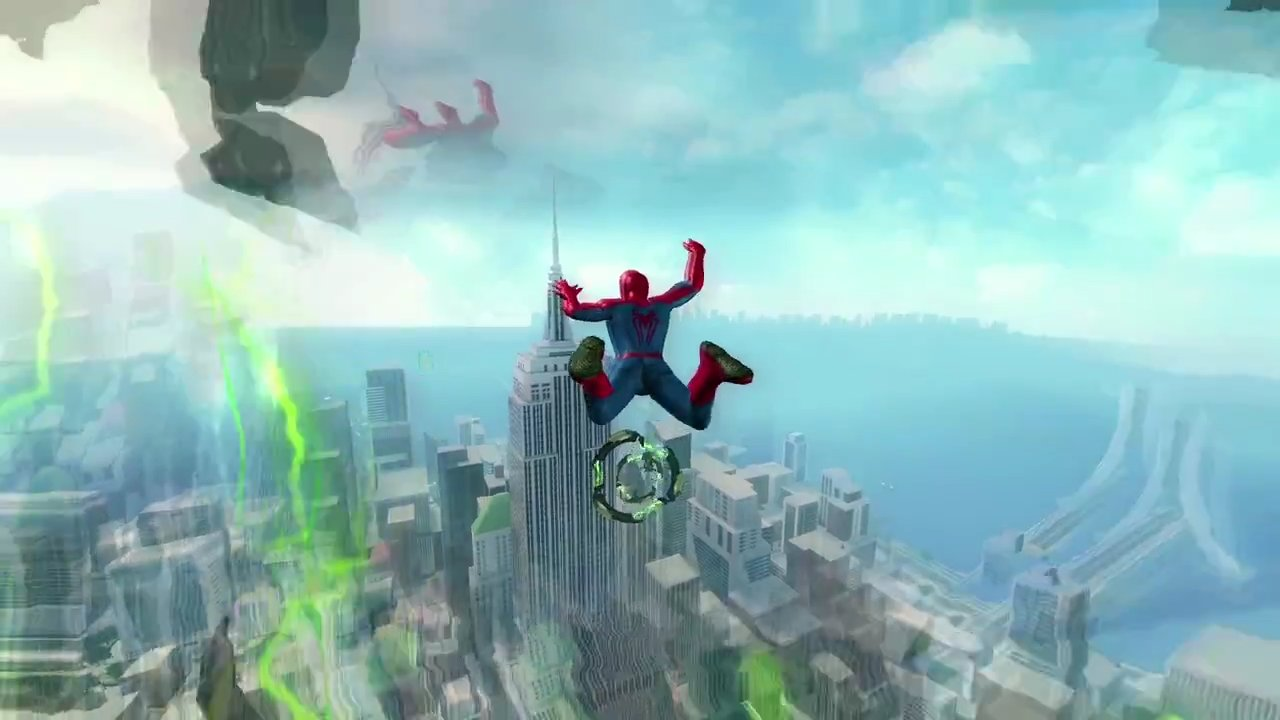 The Amazing Spider-Man 2 - system requirements | Side ...
