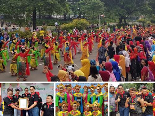 Gema Nusa Patriot 2018 Bekas