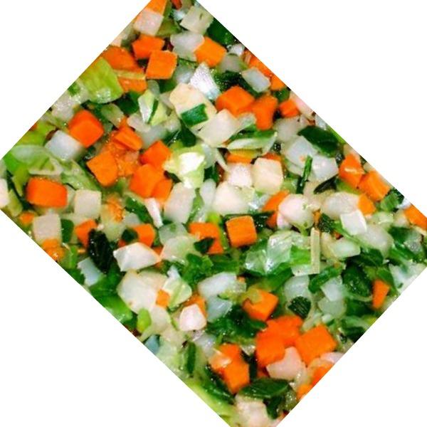 Curso de cocina para novatos. Tipos de corte de verduras, hortalizas y frutas.