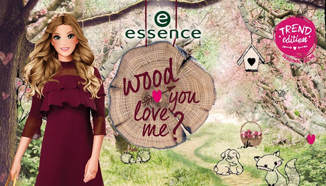 essence wood you love me