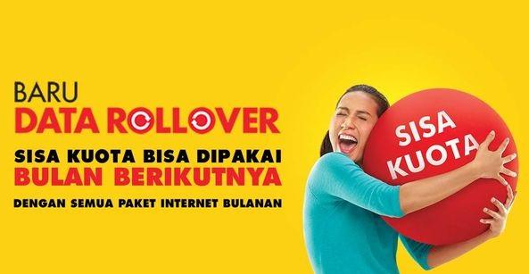 Fitur Data Rellover dari Indosat Ooredoo