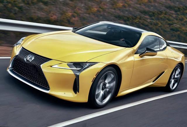 2018 Lexus LC 500 Review
