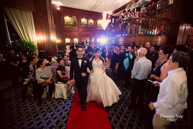 most classic english themed wedding