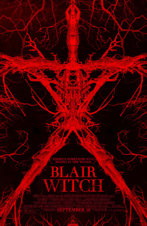 an introduction to the analysis of the film blair witch project