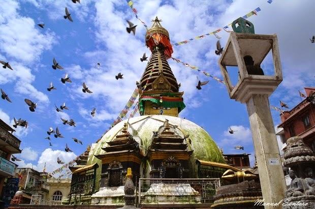 Kathmandu a piedi: da Thamel a Durbar Square