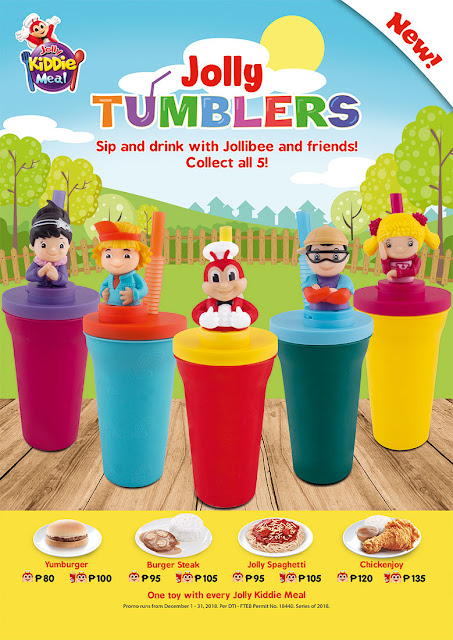 Kids make recess refreshingly fun with JollyKiddie Meal Tumblers | The Frenchraisins