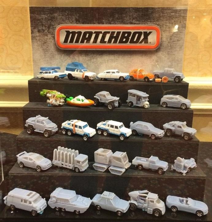 J And J Toys: Matchbox 2017 New Models
