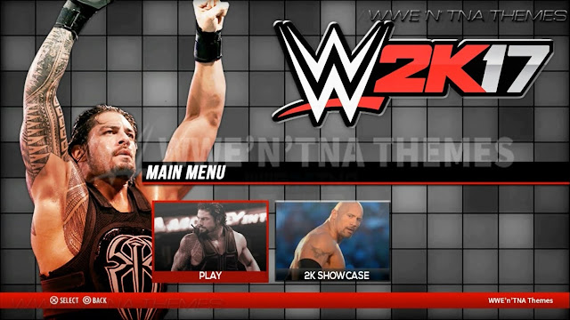 Download WWE 2K17 Highly Compressed Game
