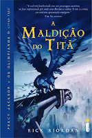 Resenha, Percy Jackson, A Maldição do Titã