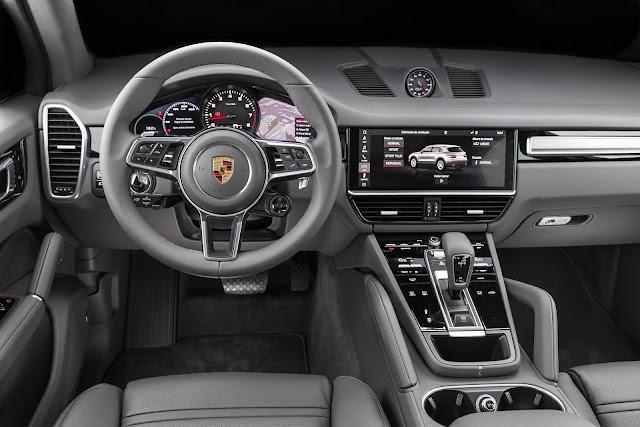 Porsche Cayenne 2019 - Preço