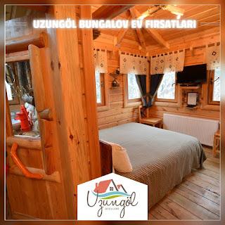 uzungöl bungalov evleri 2017