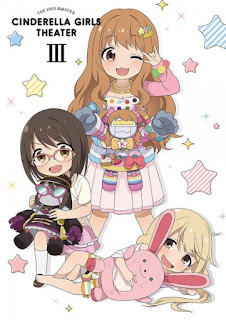 Cinderella Girls Gekijou: Kayou Cinderella Theater 3° Temporada Torrent