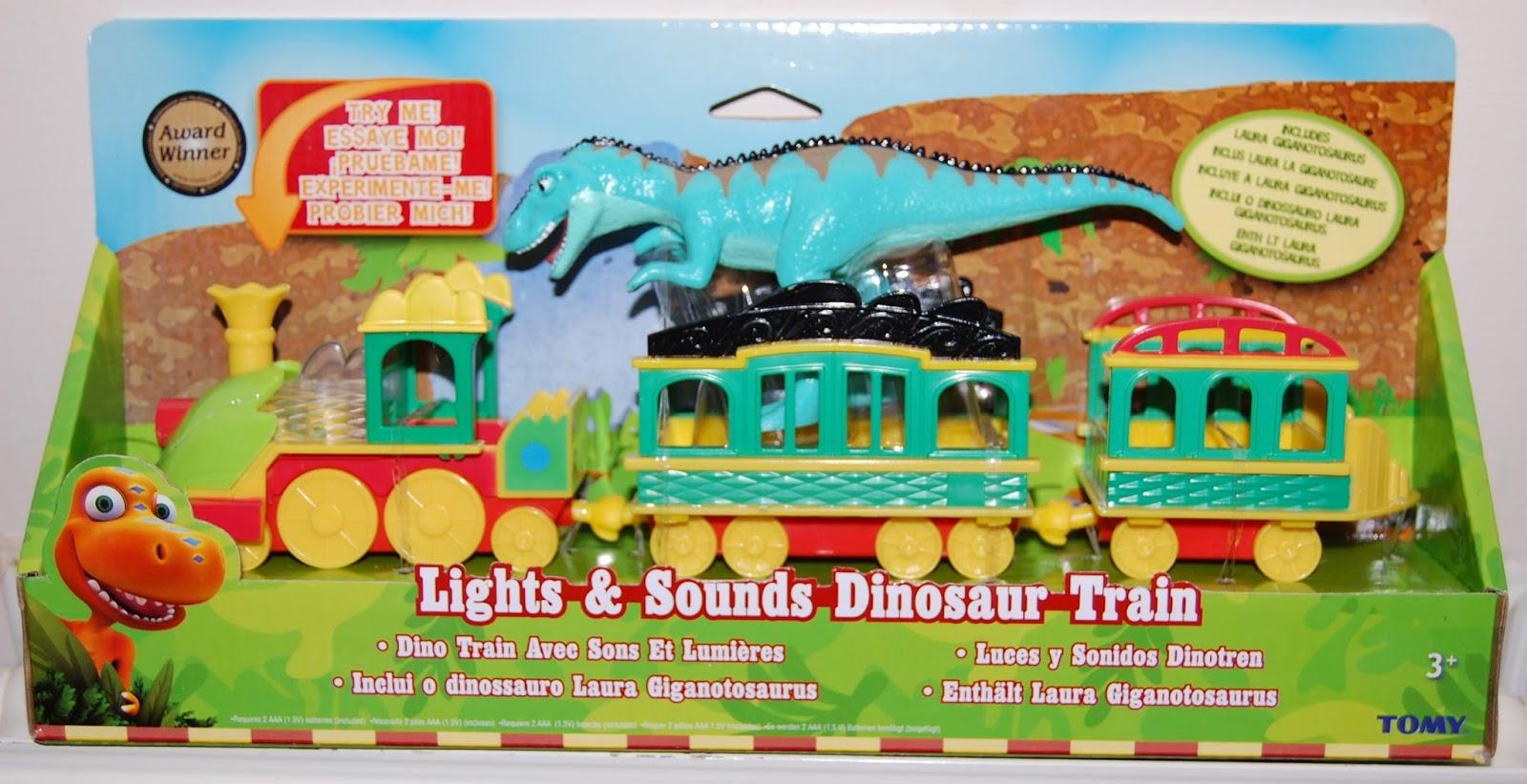 Dinosaur Train Fun - My Three and Me