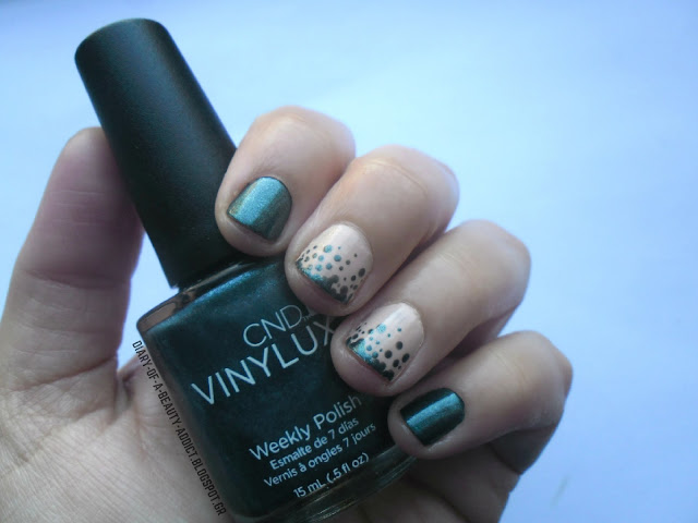 CND Vinylux Weekly Polish Fern Flannel