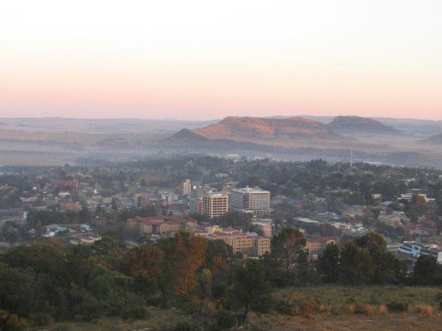 Maseru | Capital do Lesotho