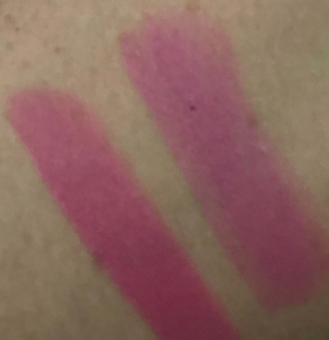 Givenchy Rouge Interdit Wild Rose Review Swatch