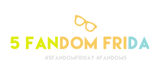 Five Fandom Friday- Favorite Songs to Get Me into the Holiday Spirit