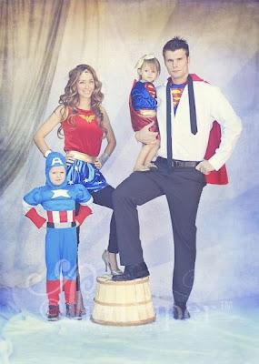 Foto de super familia