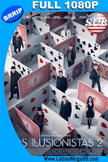 Los Ilusionistas 2 (2016) Subtitulado Full HD 1080P - 2016