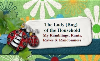 Grab button for The Lady (Bug) of the Household