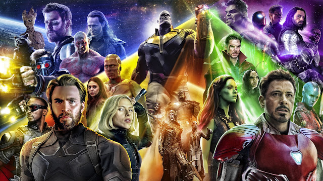 Papel de parede grátis Avengers Guerra Infinita para PC, Notebook, iPhone, Android e Tablet.