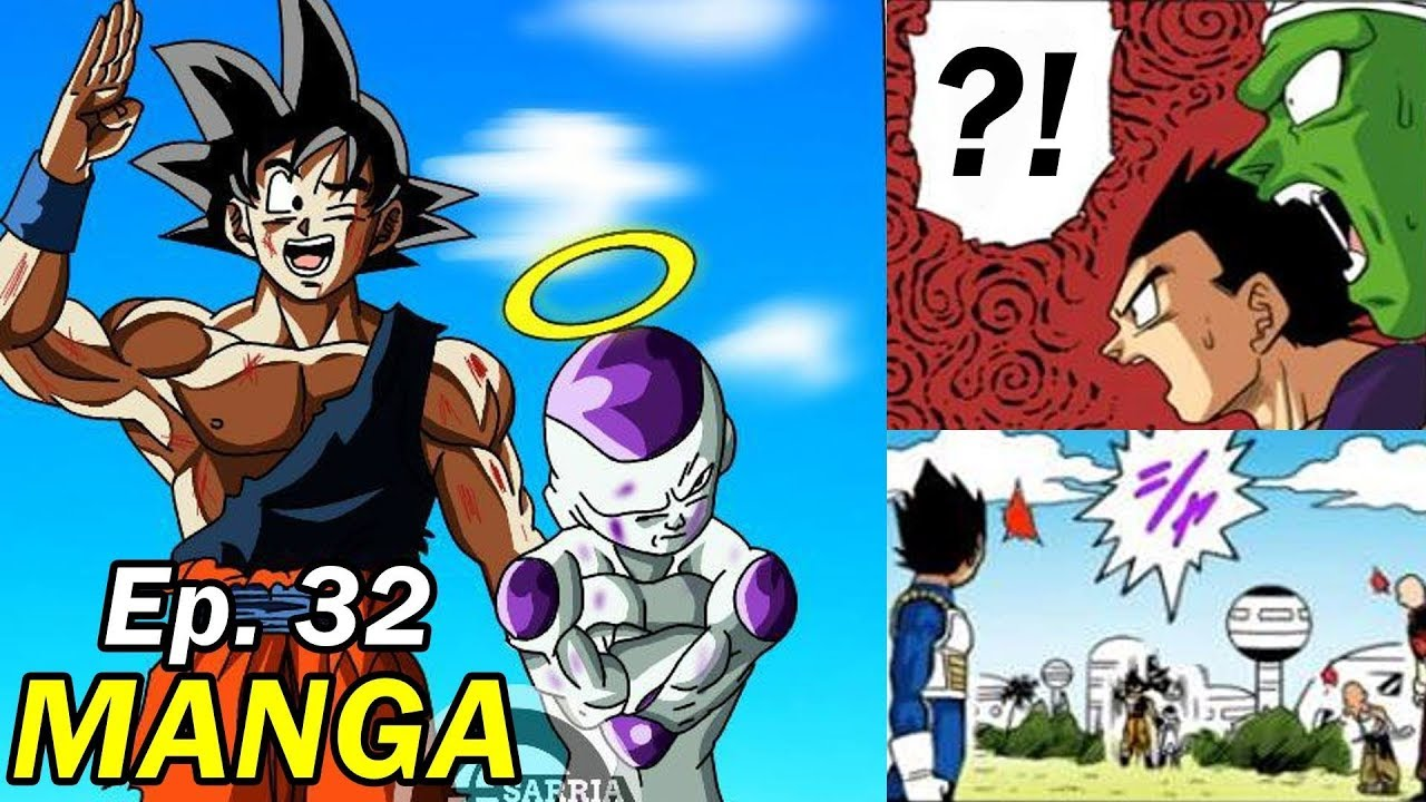 Manga 32 Completo De Dragon Ball Super