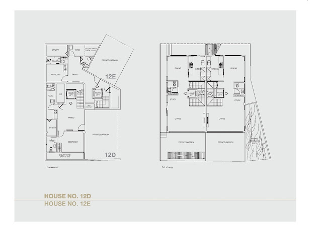 Chancery Hill Villas Floor Plan7