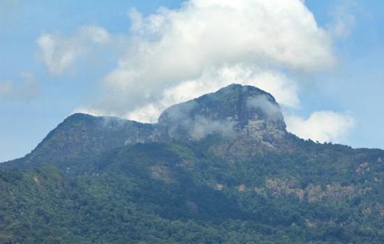 Larangan Para Pendaki Gunung