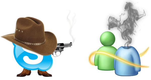 O fim do MSN
