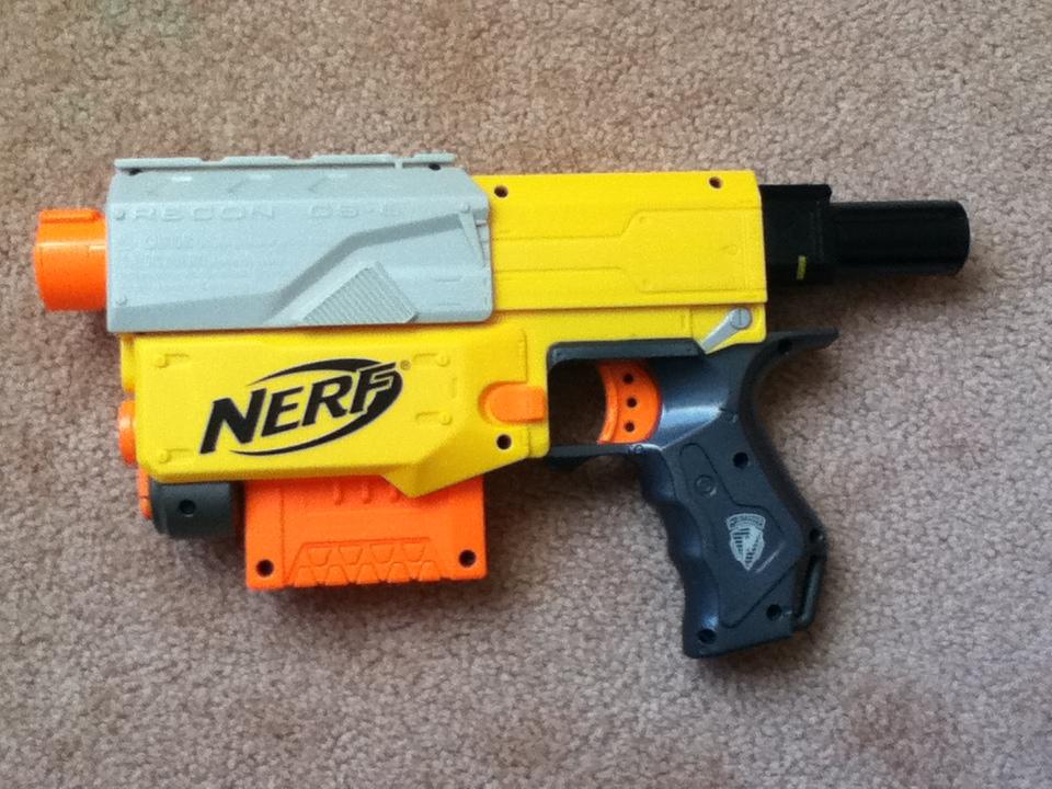 Nerf Recon - #traffic-club