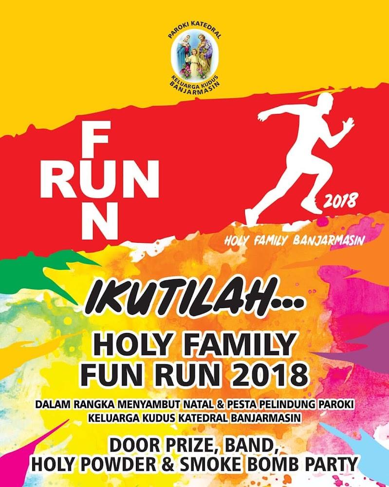 Holy Family Fun Run • 2018