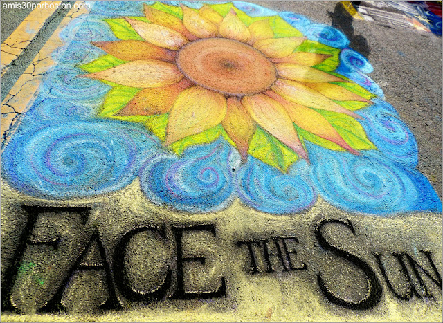 "MayFair 2017: ""Face the Sun"" de Kay B. y Hannah S."