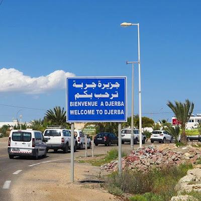 Bienvenue à Djerba