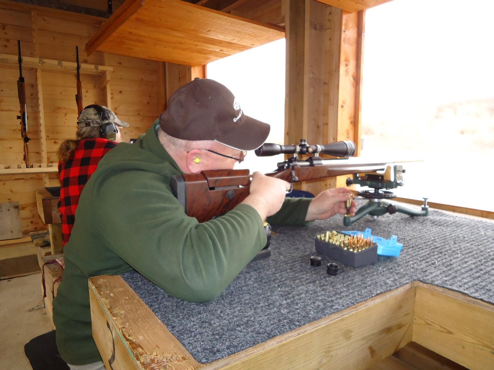 New Brunswick Benchrest Shooting April 23 2017 Minto Cf Br Shoot Results