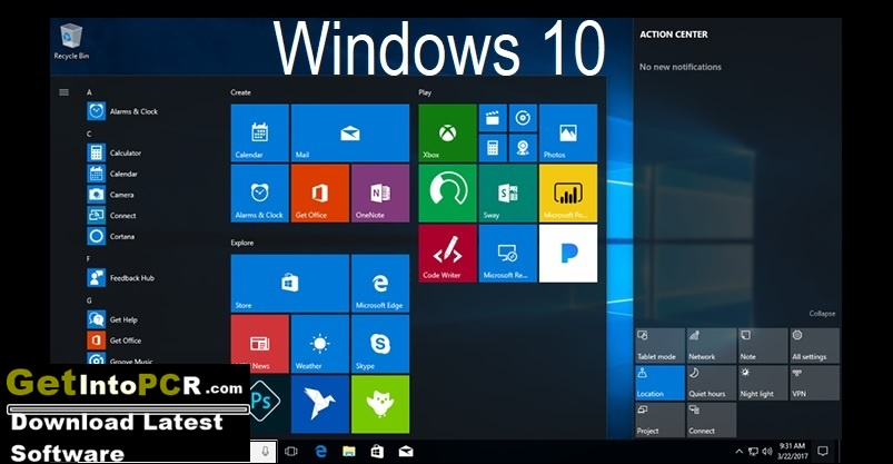 windows 10 pro full version free download