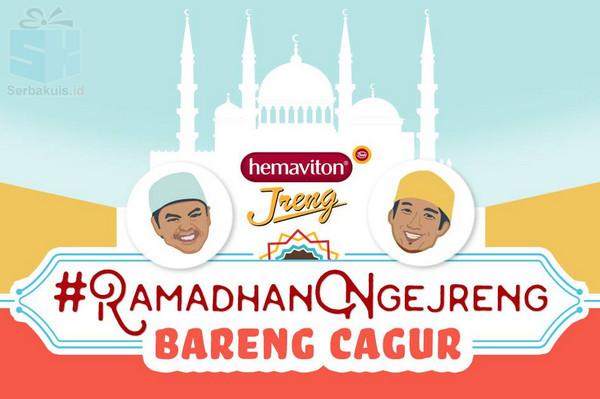 Ramadhan Ngejreng Bareng Cagur