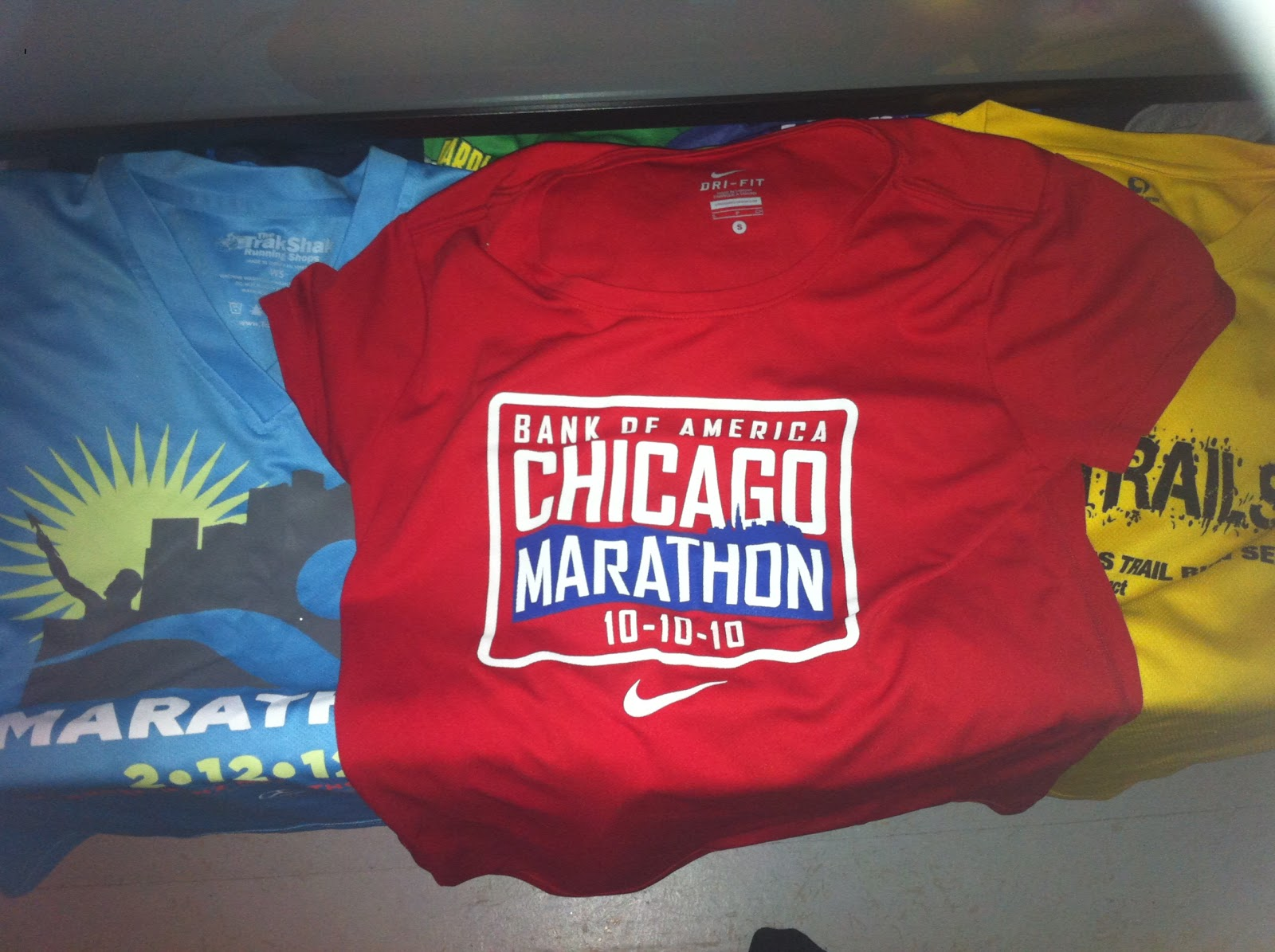 Take Your Race Shirt and Shove It  | Running Reporter