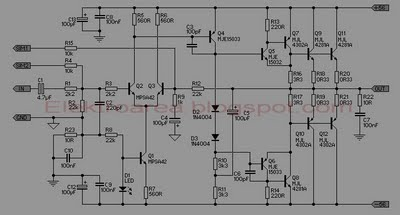 Subwoofer Wiring Diagram 5 Ohm Autometer Sport Comp Electronic Schematic   Circuit Resources: 500watt Power ...